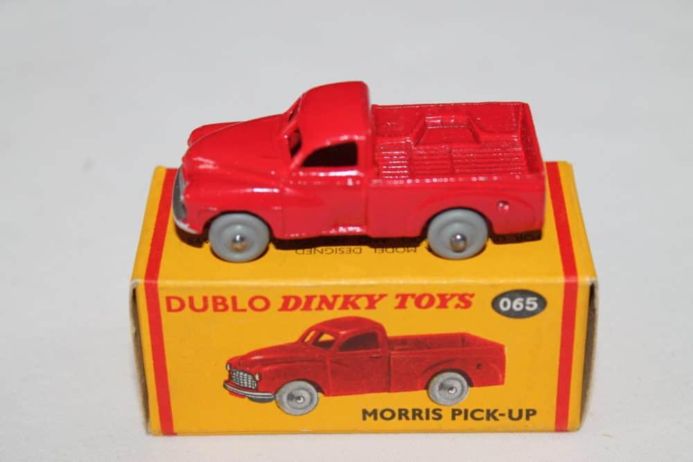 Dublo Dinky Toy 065 Morris Pick Up