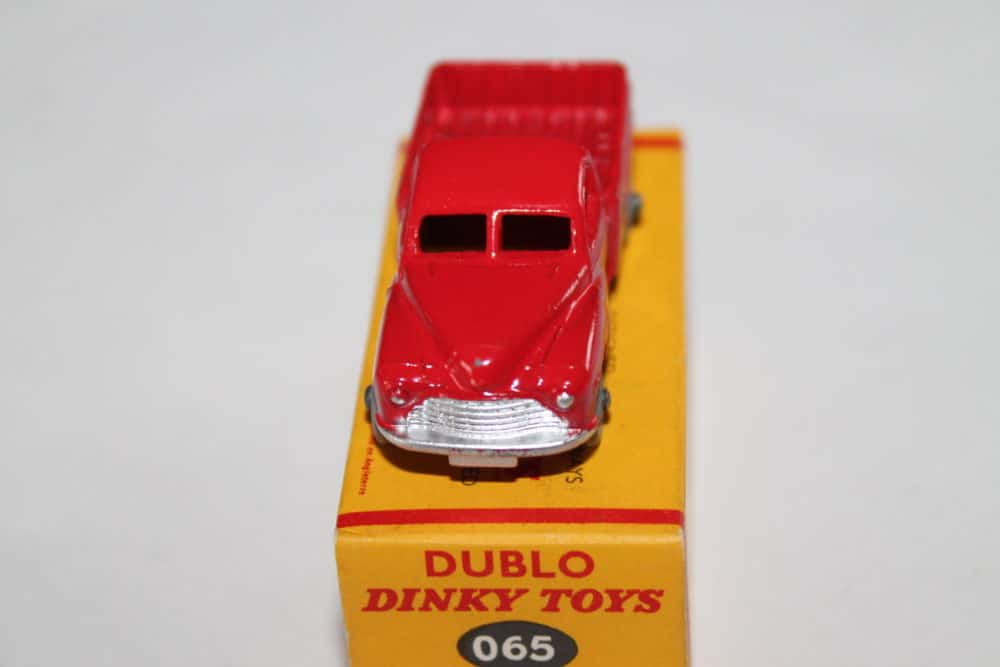 Dublo Dinky Toy 065 Morris Pick Up-front