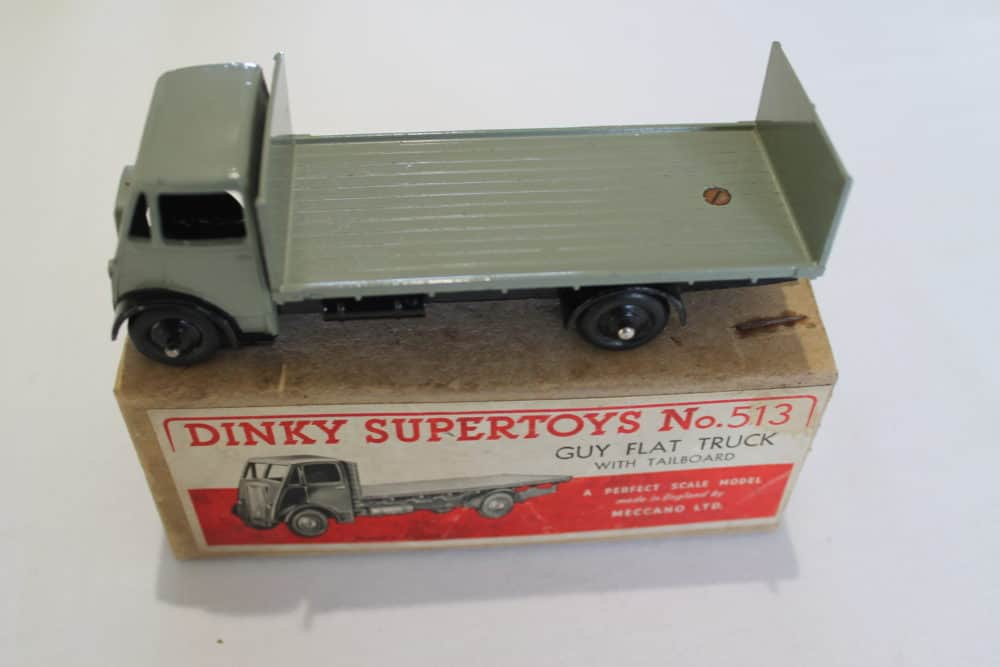 Dinky Toys 513 Guy Tailboard Lorry