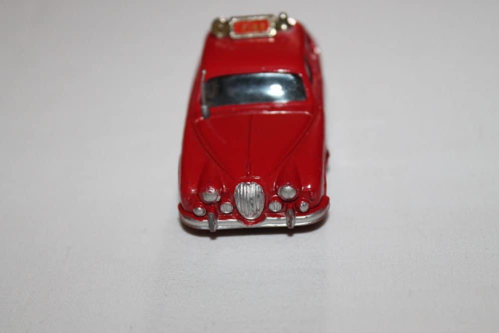 Corgi Toys 213 Jaguar Fire Chief Car-front