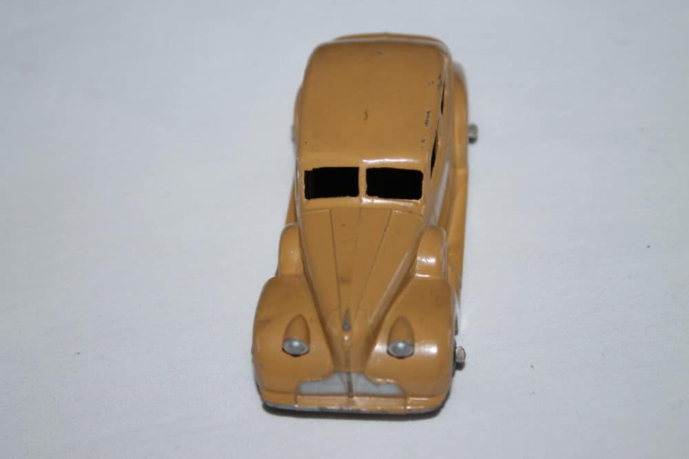 Dinky Toys 39d Buick-front