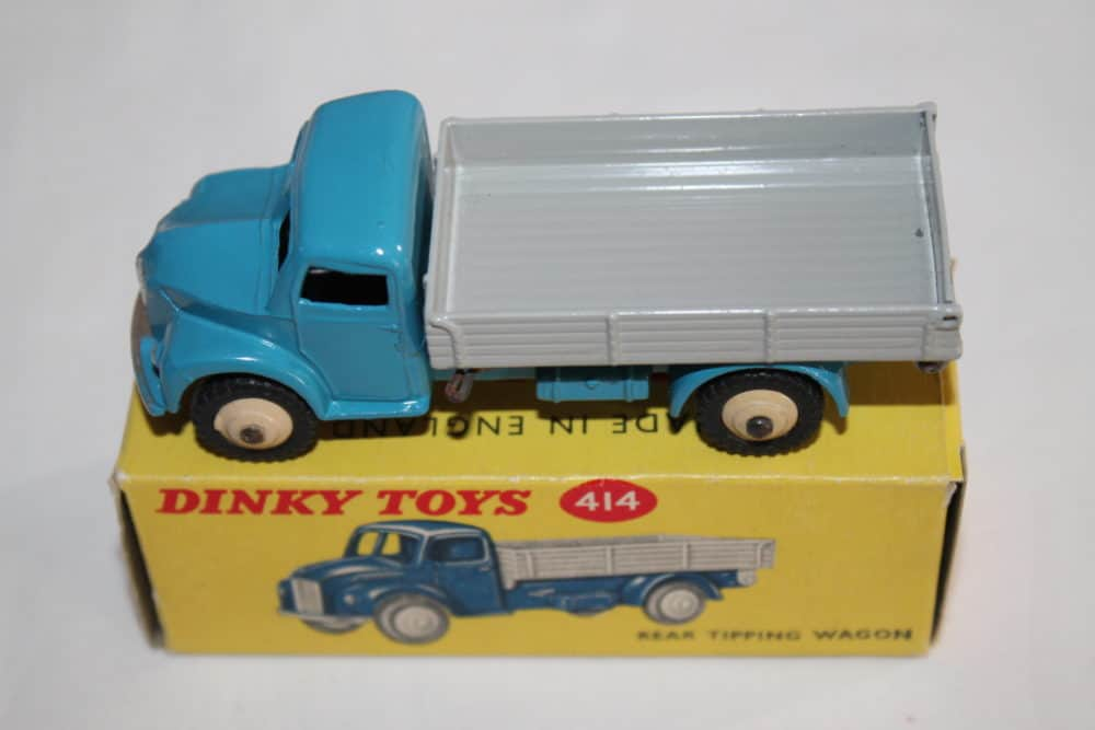 Dinky Toys 414 Dodge Rear Tipping Wagon