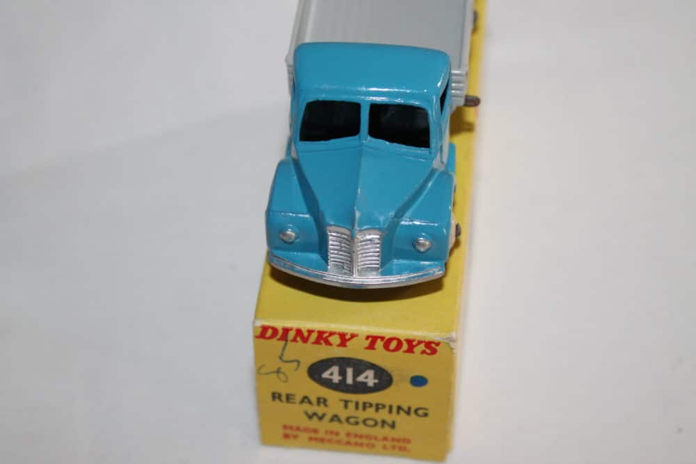 Dinky Toys 414 Dodge Rear Tipping Wagon-front