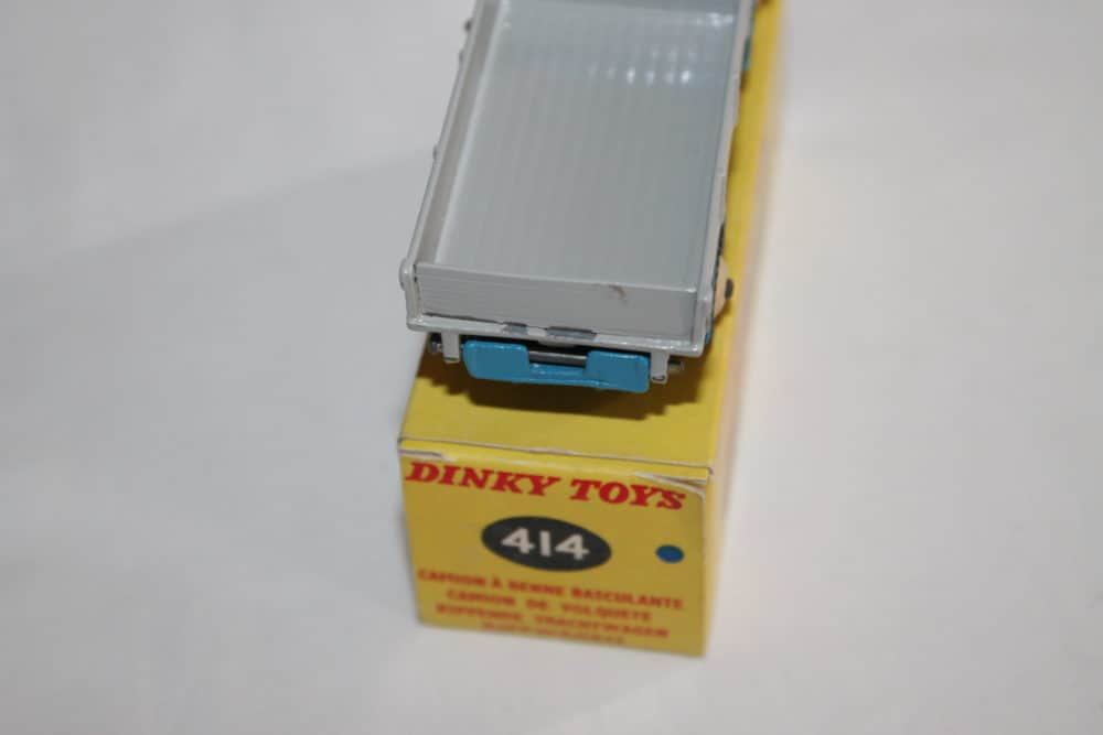 Dinky Toys 414 Dodge Rear Tipping Wagon-back