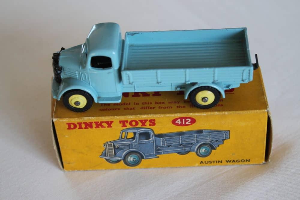 Dinky Toys 412 Austin Wagon