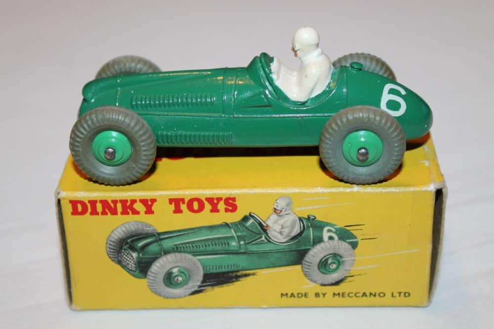 Dinky Toys 023g Cooper Bristol Racing Car