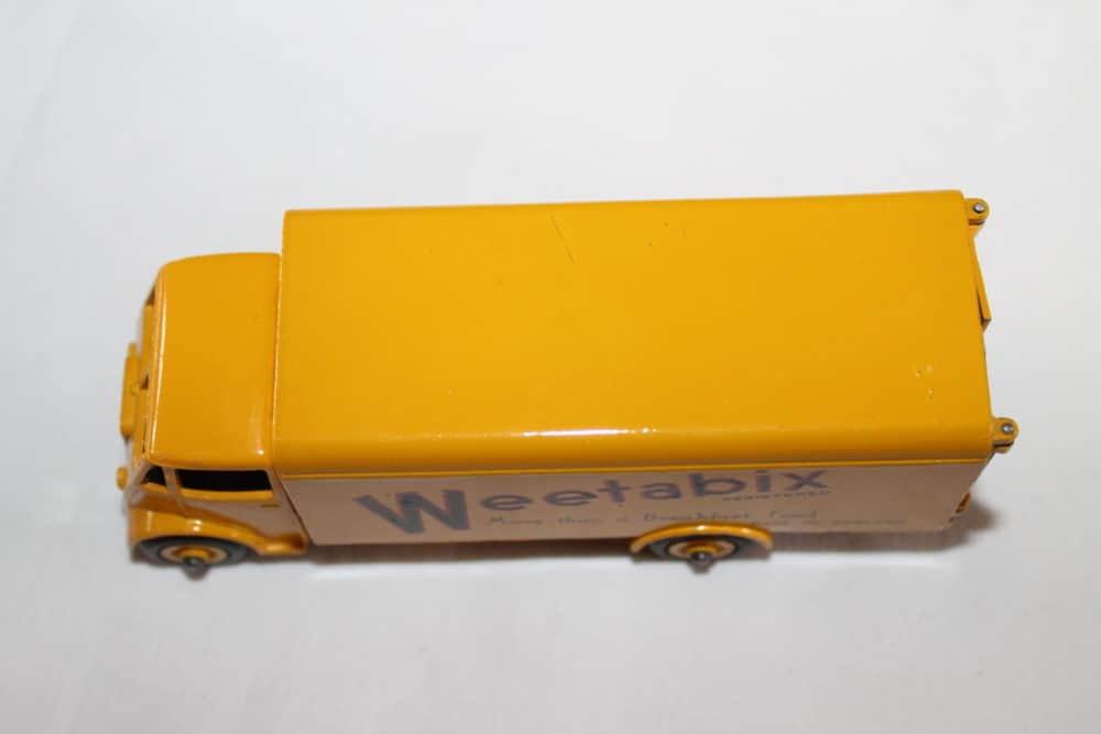 Dinky Toys 514 Guy Weetabix Van-top