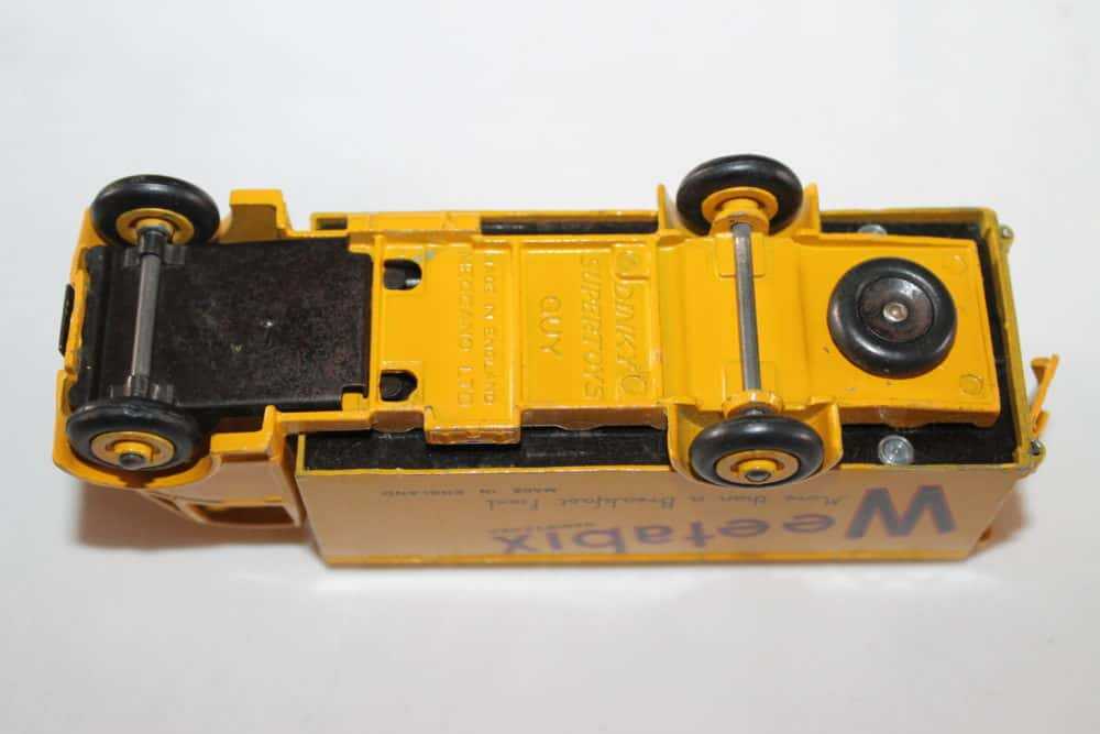Dinky Toys 514 Guy Weetabix Van-base