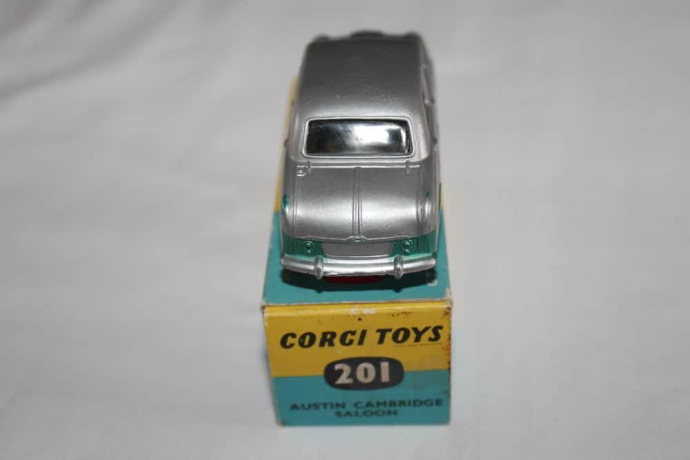 Corgi Toys 201 Austin Cambridge-back