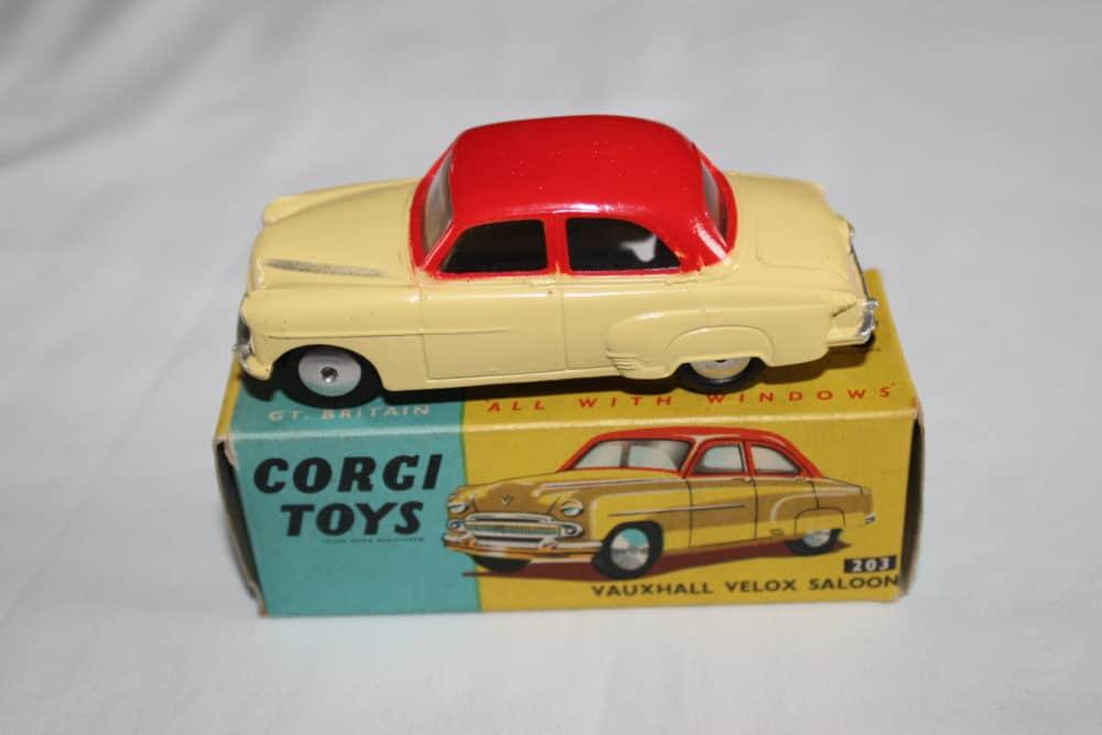 Corgi Toys 203 Vauxhall Velox Saloon