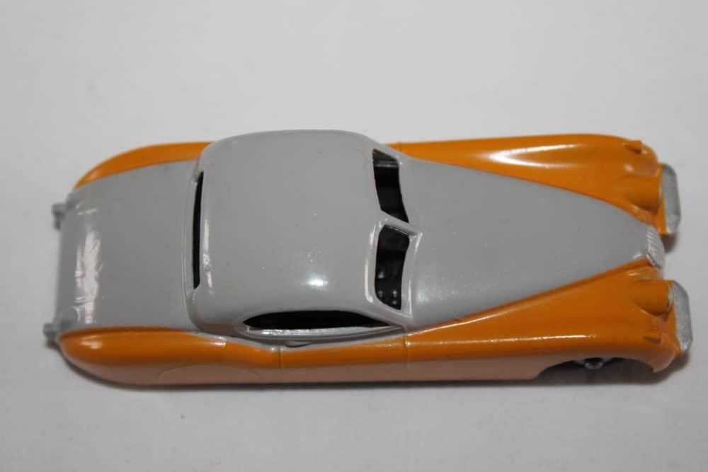 Dinky Toys 157 Jaguar XK 120-top