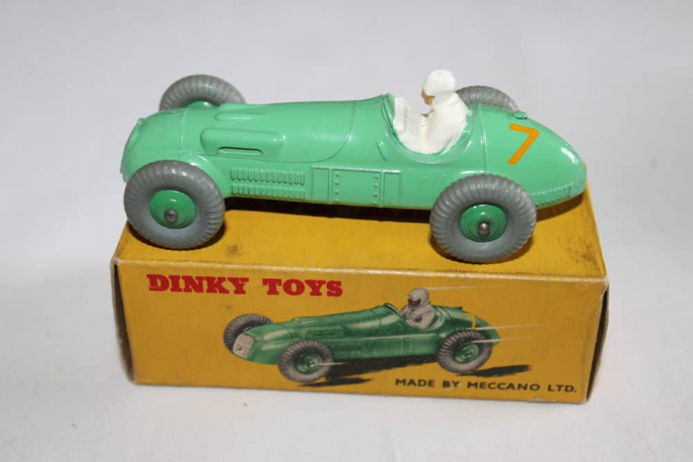 Dinky Toys 023J HWM Racing Car