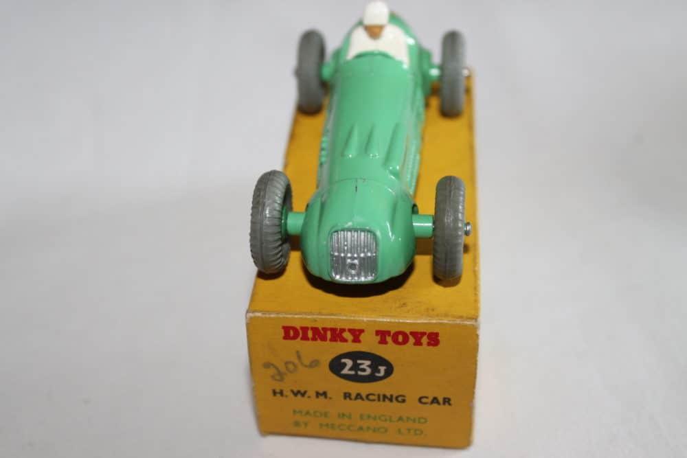 Dinky Toys 023J HWM Racing Car-front