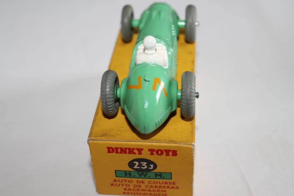 Dinky Toys 023J HWM Racing Car-back