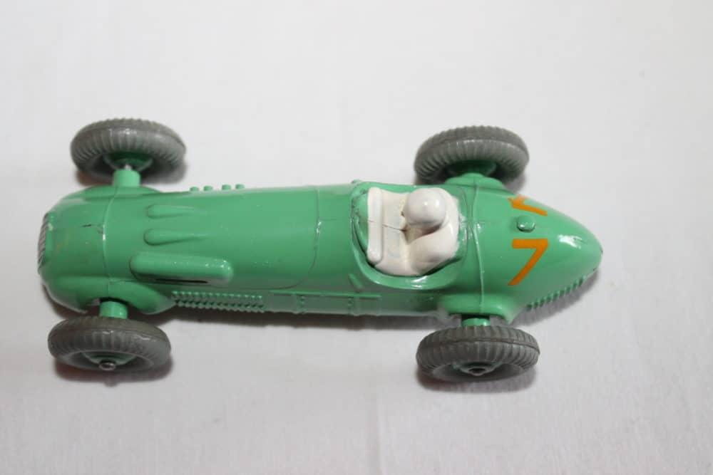 Dinky Toys 023J HWM Racing Car-top