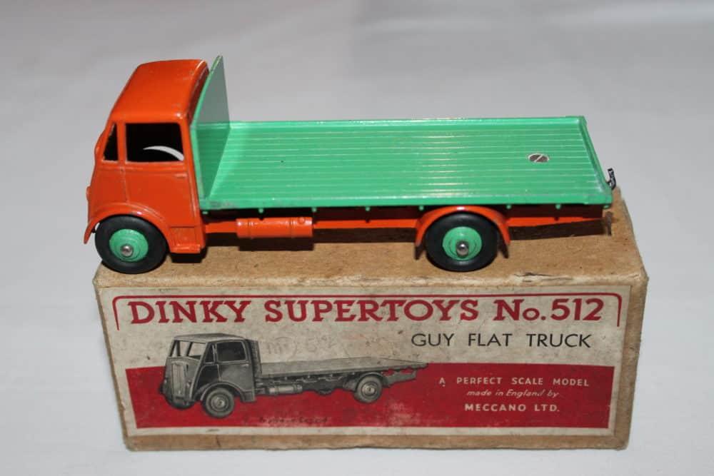 Dinky Toys 512 Guy Flat Truck
