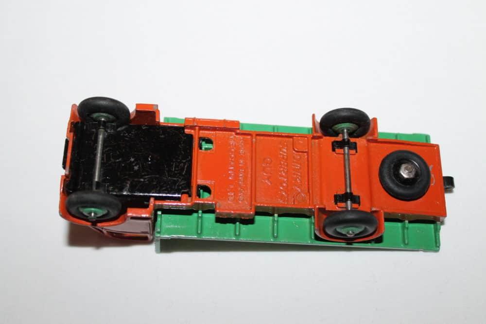 Dinky Toys 512 Guy Flat Truck-base