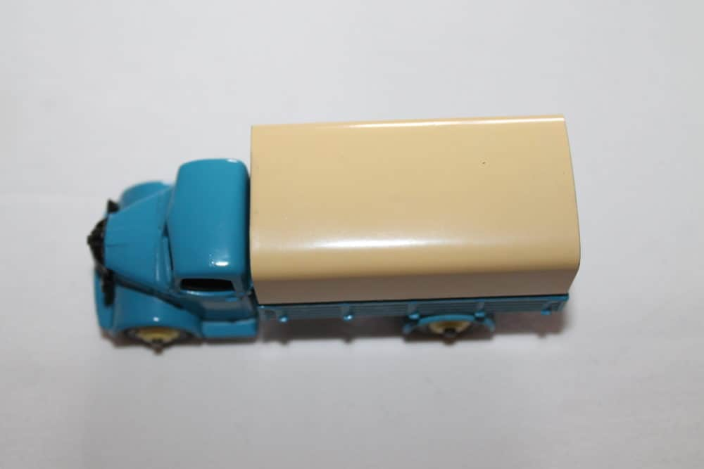 Dinky Toys 413 Austin Covered Wagon-top