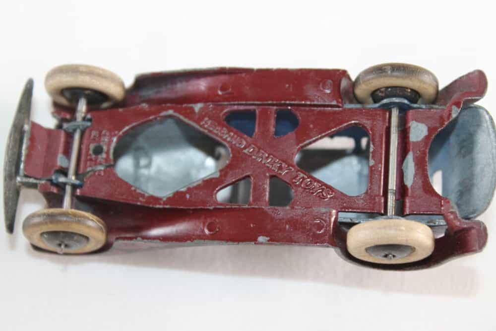 Dinky Toys 024b Limousine-base