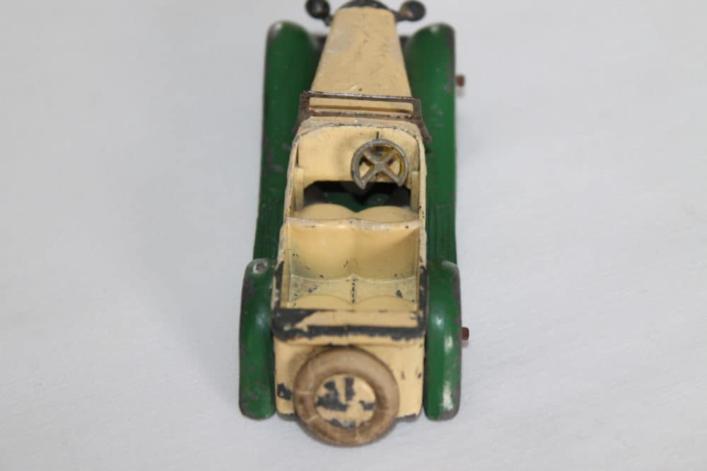 Dinky Toys 24g Sports Tourer 4 Seater Pre-War-back