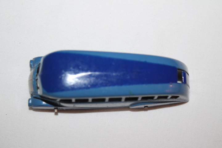 Dinky Toys 029B Streamlined Bus-top