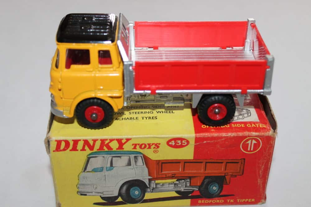 Dinky Toys 435 Bedford TK Tipper