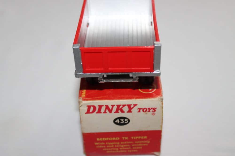 Dinky Toys 435 Bedford TK Tipper-back