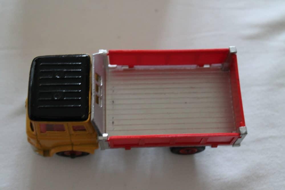 Dinky Toys 435 Bedford TK Tipper-top