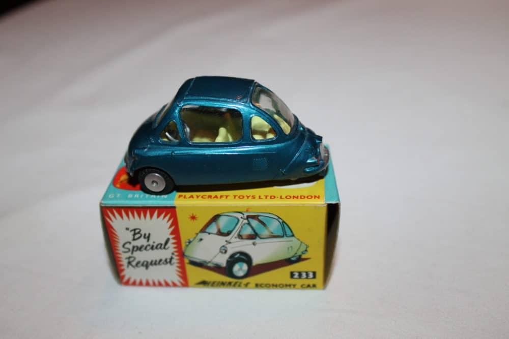 Corgi Toys 233 Heinkel Economy Car