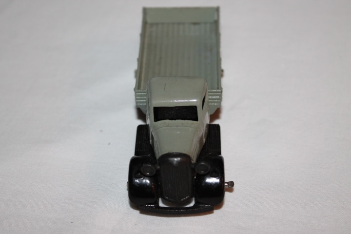 Dinky Toys 025E Tipping Wagon-front