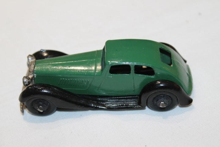 Dinky Toys 036d Rover Saloon