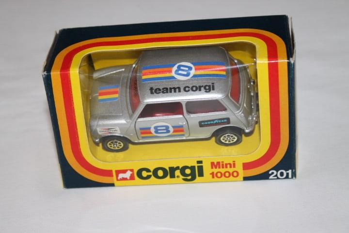 Corgi Toys 201 Mini 1000