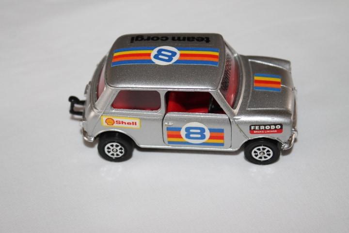 Corgi Toys 201 Mini 1000-rightside