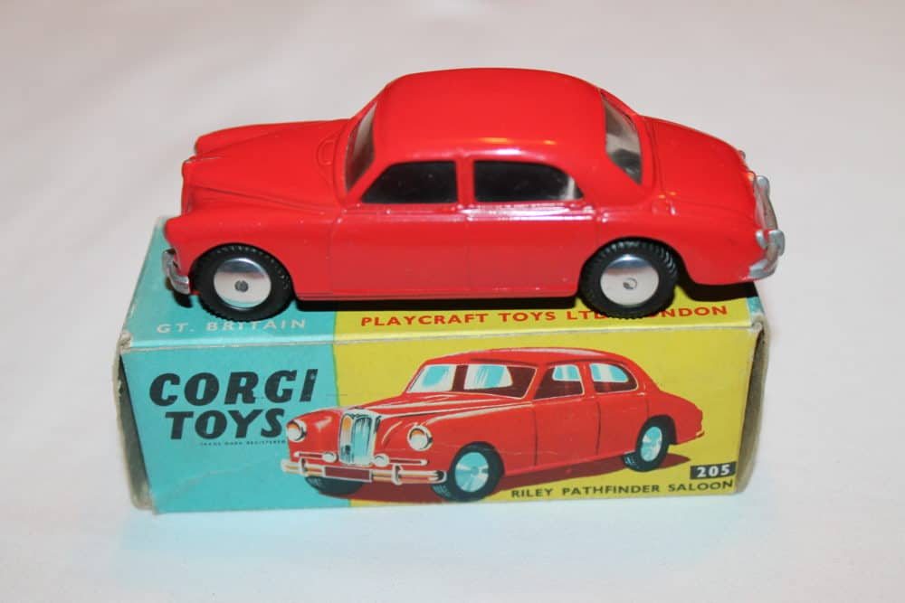 Corgi Toys 205 Riley Pathfinder