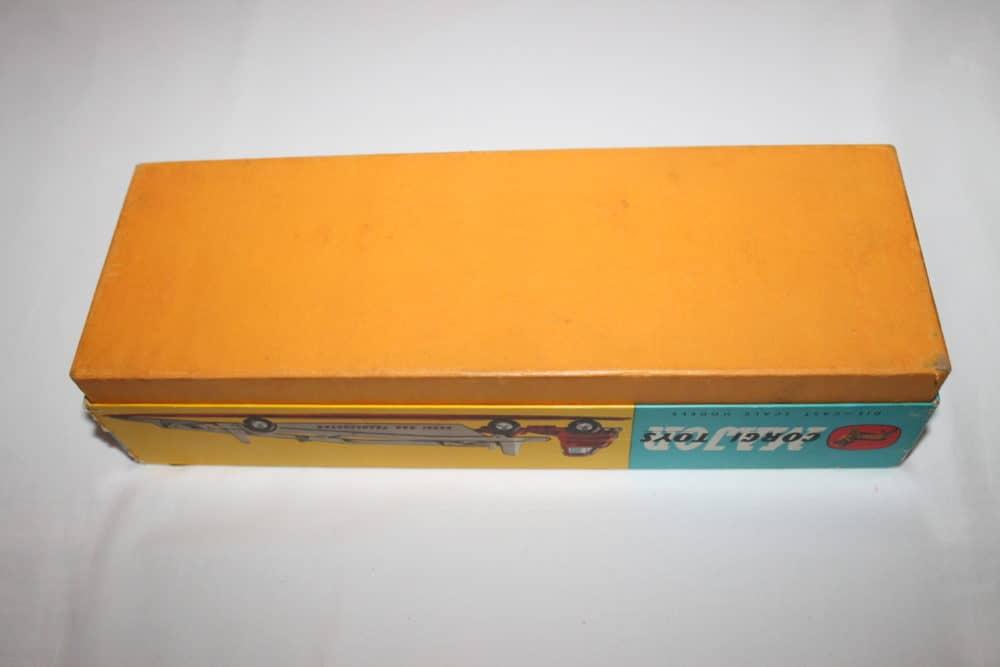 Corgi Toys 1101 Bedford Car Transporter-boxbase