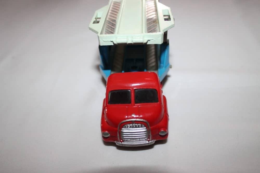 Corgi Toys 1101 Bedford Car Transporter-front