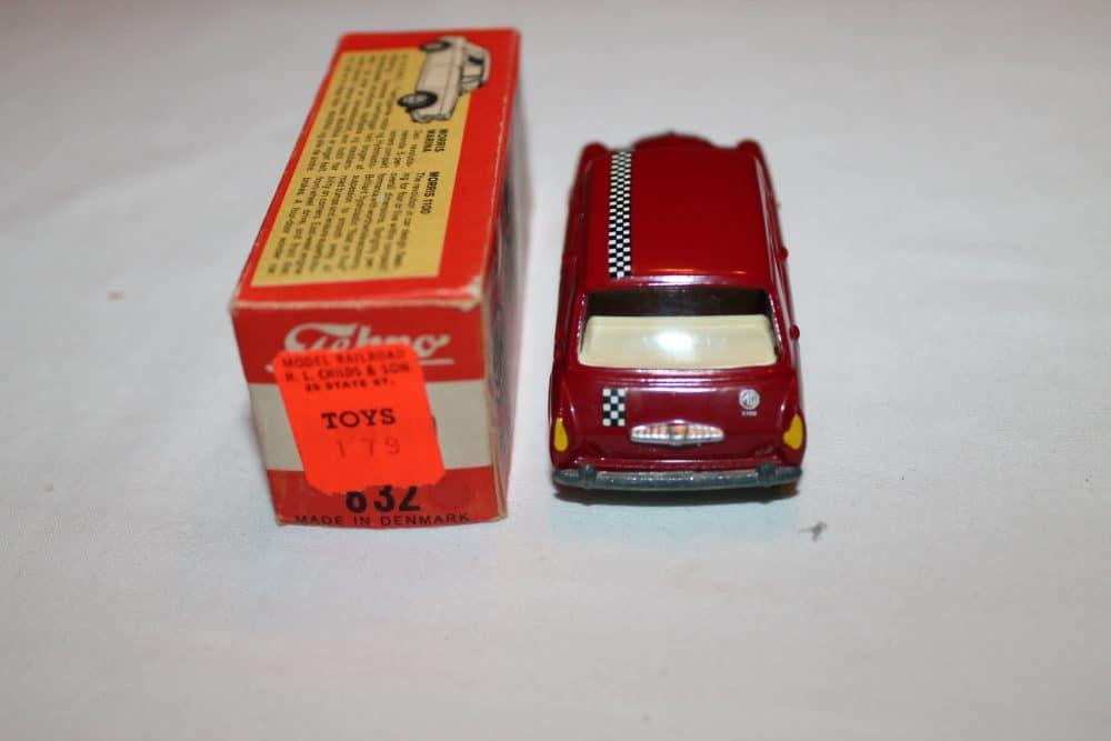 Tekno Toys 832 MG 1100-back