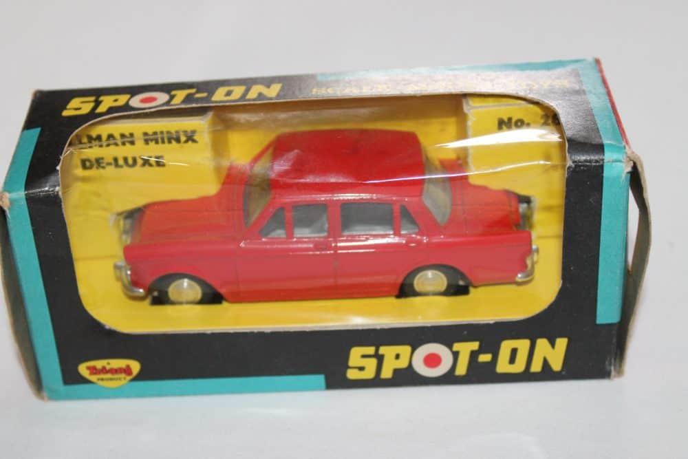 Spot-On Toys 287 Hillman Minx Deluxe