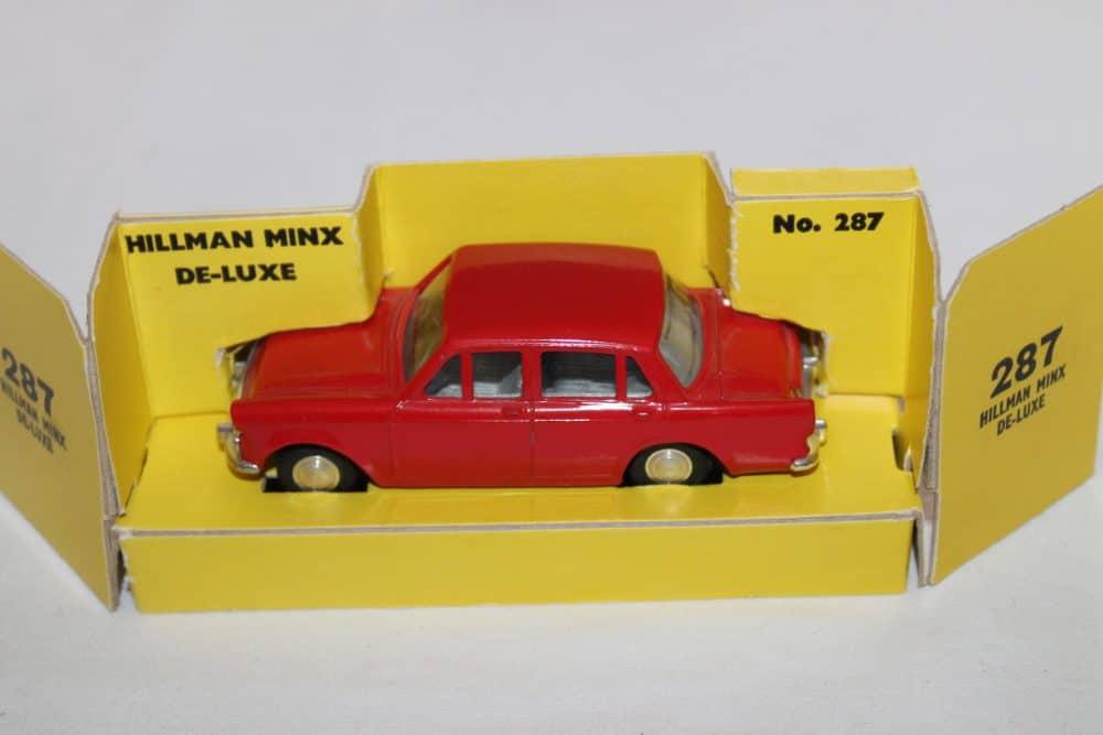 Spot-On Toys 287 Hillman Minx Deluxe-leftside