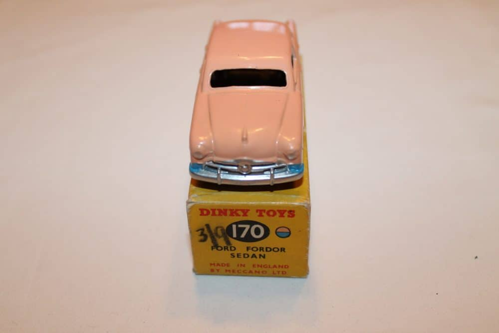 Dinky Toys 170 Ford Forder Lowline-front