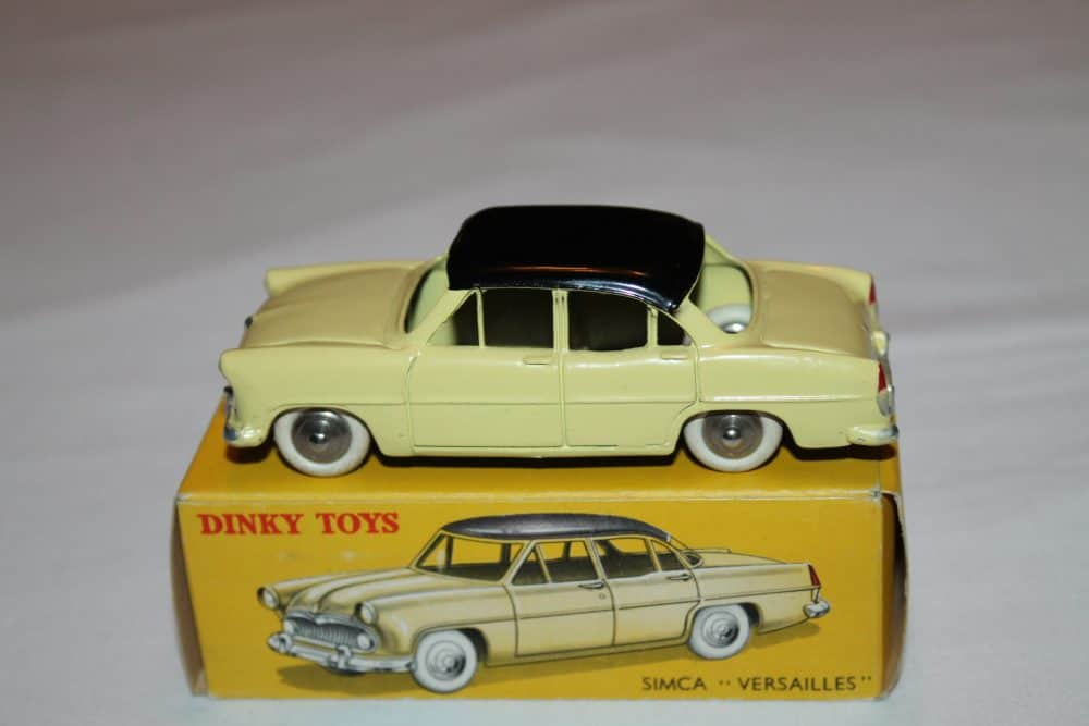 French Dinky Toys 024z Simca Versailles