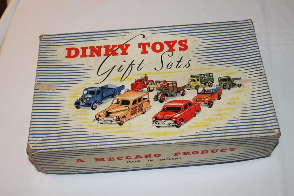 Dinky Toys No 1 Farm Gear Gift Set