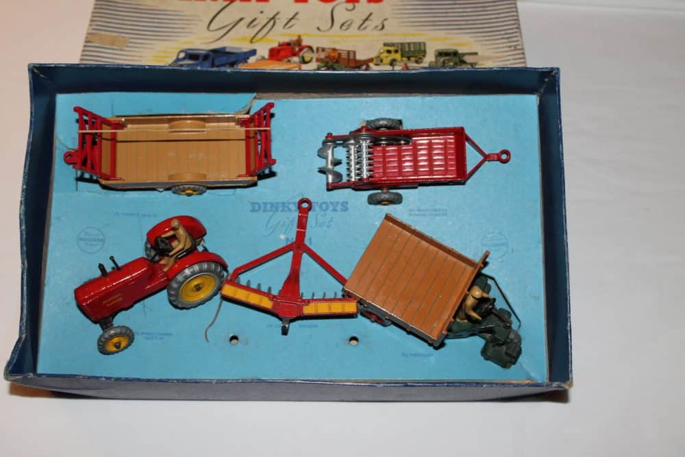 Dinky Toys No 1 Farm Gift Set-openbox