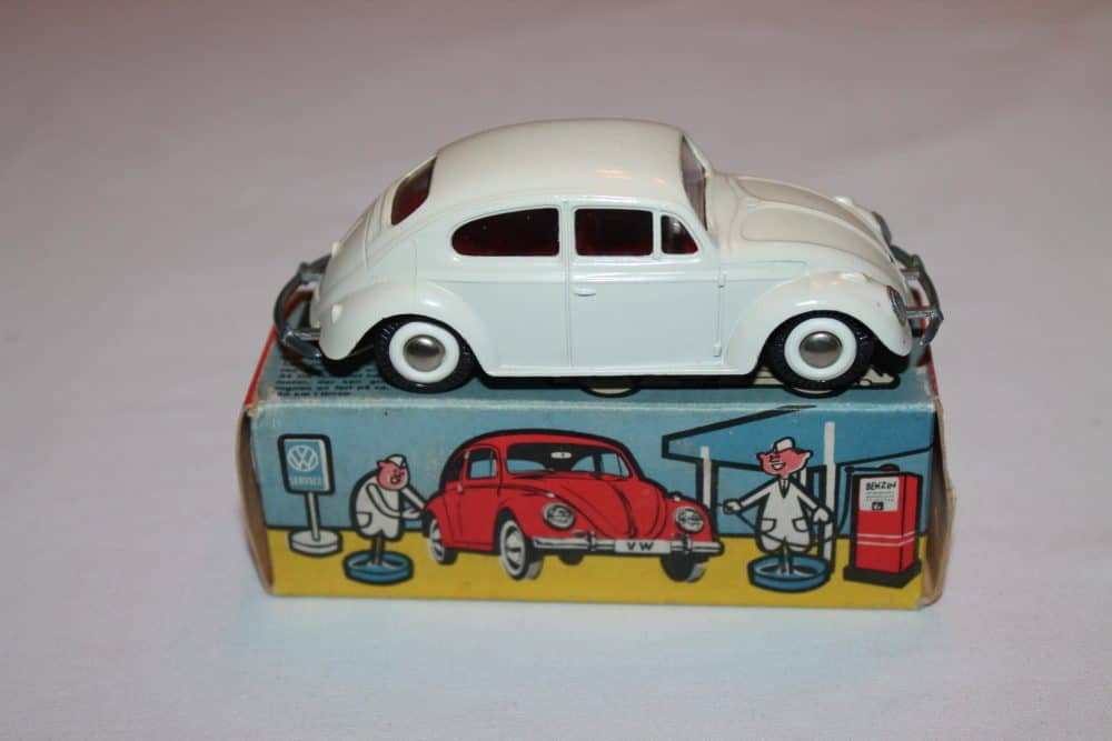 Tekno Toys 819 Volkswagen Beetle-side