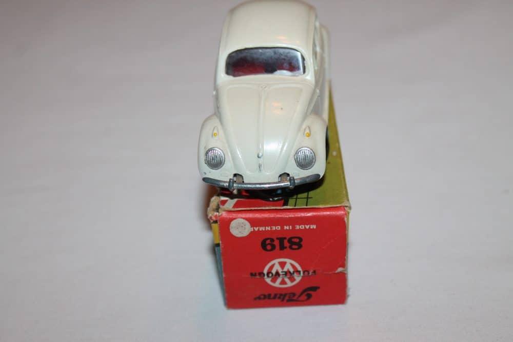 Tekno Toys 819 Volkswagen Beetle-front