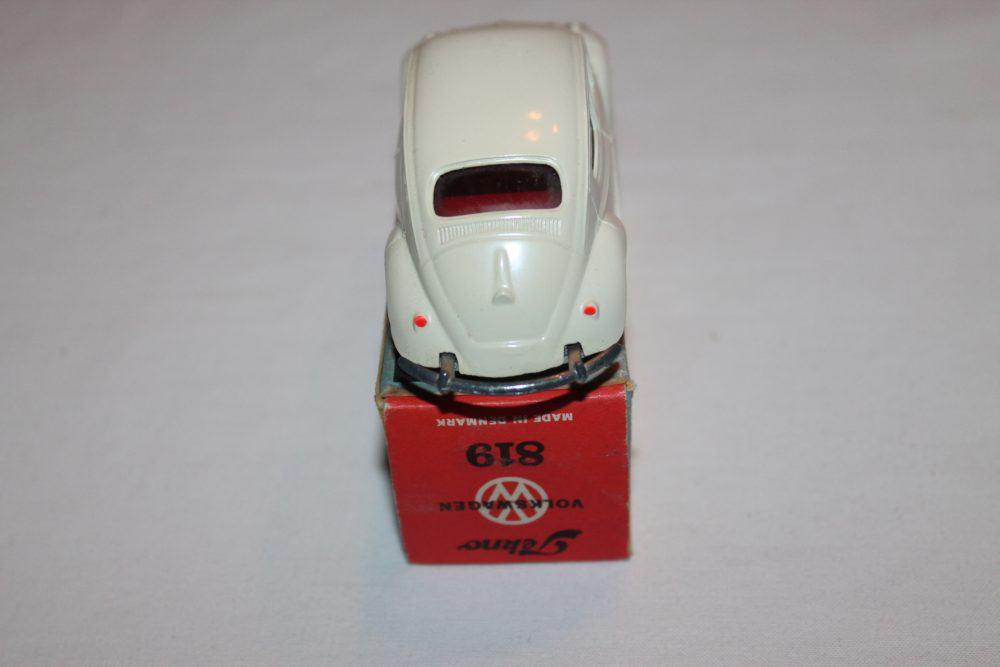 Tekno Toys 819 Volkswagen Beetle-back