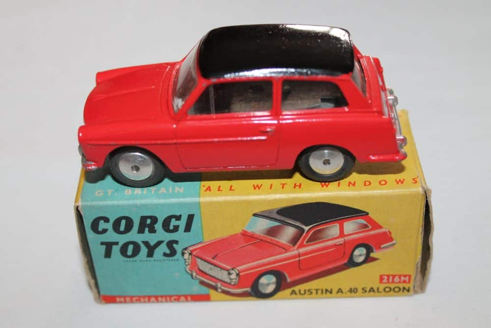 Corgi Toys 216M Austin A40 Mechanical