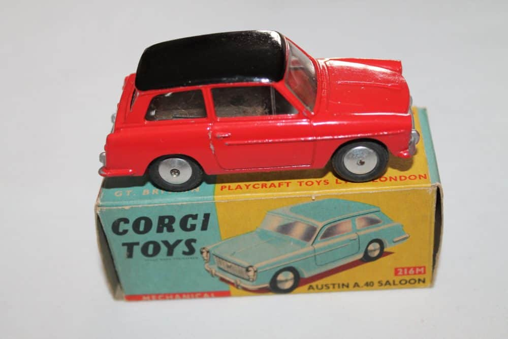 Corgi Toys 216M Austin A40 Mechanical-side
