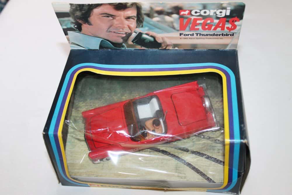 Corgi Toys 348 'Vegas' Ford Thunderbird