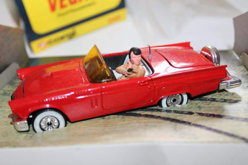 Corgi Toys 348 'Vegas' Ford Thunderbird-leftside
